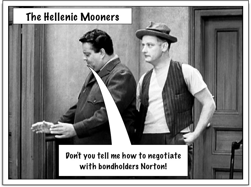 THE HELLENIC MOONERS