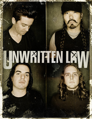 Unwritten Law Image