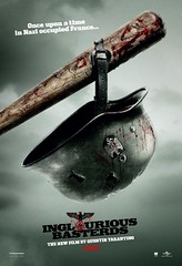 Poster Quentin Tarantino Inglourious Basterds