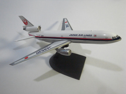 JAL DC-10 in old old color