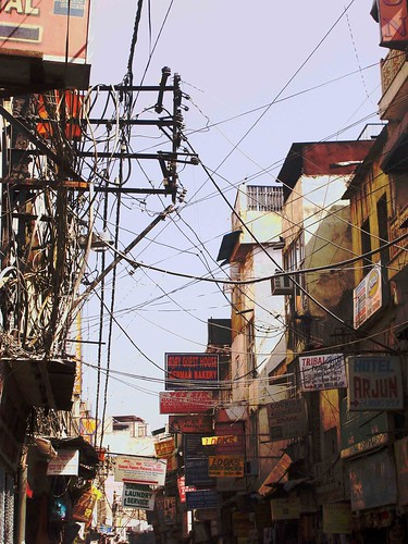 Paharganj, Delhi's Smoggiest Zone