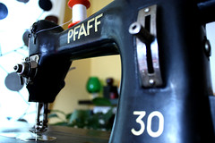 Pfaff 30 (Miss Behave's Blog) Tags: vintage sewingmachine pfaff pfaff30