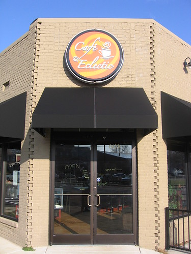 Memphis Coffee Houses: : Cafe Eclectic