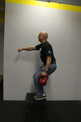 #3. Do not try to sneak the back leg up to help you finish the extension.