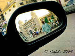 Karachi (through my cellphone) (Rashdi) Tags: sony karachi w810i kharadar thechallengefactory utata:project=tw150