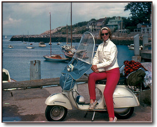 1,700 Miles, 2 Countries in 10 Days on a Vespa