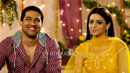 Aftab Shivdasani and actress Aamna Shariff