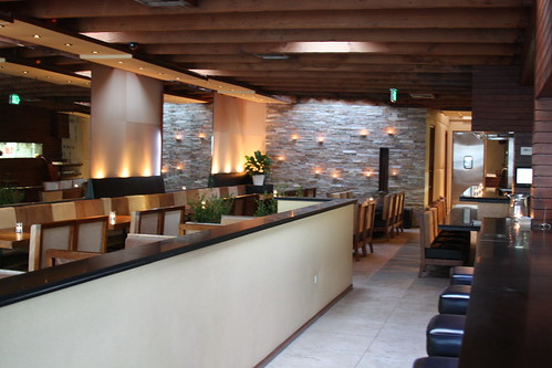 Bar*Food Interior