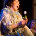 Nannetta as the Fairy Queen