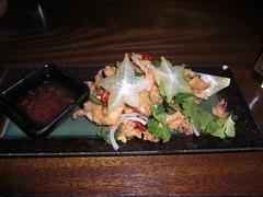 Crispy Chilli Squid @ Bam-Bou (tehbus) Tags: crispy squid chilli