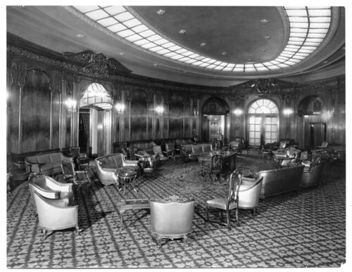 Main Lounge of the Los Angeles Theatre