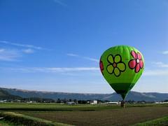 2009BM_087 (Futoshi ) Tags: balloon hana aso 2009    saganishiki