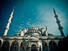 Istanbul - Sultanahmet Camii (Thomas Cristofoletti's stock photography) Tags: turkey istanbul bluemosque turquia turchia sultanahmetcamii myfavoritephoto mozquitaazul