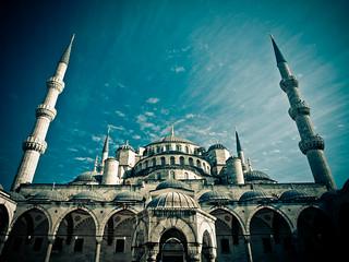 Istanbul - Sultanahmet Camii