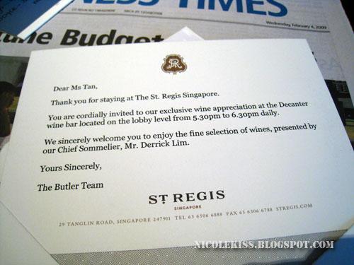 LG Prada Launch Part 1 - St Regis Hotel | Nicolekiss - Travel
