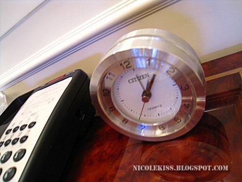 actual alarm clock
