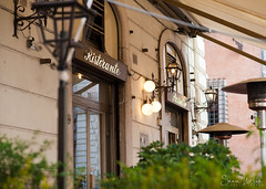 Ristorante Near The Piazza Navona (Sean Molin Photography) Tags: city rome roma beautiful soldier italia european roman restaraunt ristorante epic gladiator mediteranian vacationeuropeitalyrome2009marchvacationitalli vacationeuropeitalyrome2009marchvacationitallian seanmolin wwwseanmolincom