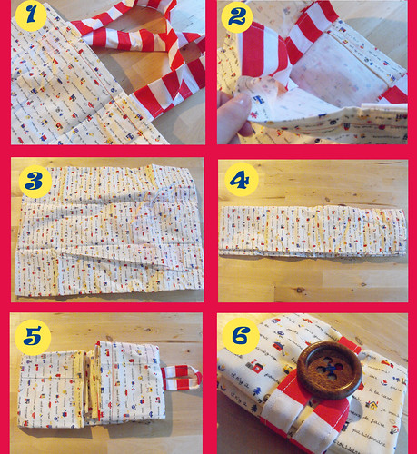 Shopping bags! - How to