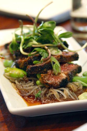 Seared Beef Sashimi