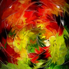 The Days Shine On (PatrickGunderson) Tags: desktop red orange brown abstract green art lines yellow composition digital pencil ink painting square design colorful strokes circles flash curves patrick adobe programming generative transition exploration generated colorfield subtle actionscript spirograph nonfigurative 1080p gunderson as3 epicycles