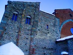 Back View (Arkitektonik) Tags: italy torino ruins hill piemonte monastery stmichael monastero sacradisanmichele rovine sanmichele colle avigliana