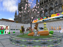 Ostermarkt am Marienplatz