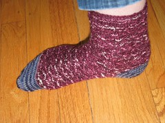 Sock #1