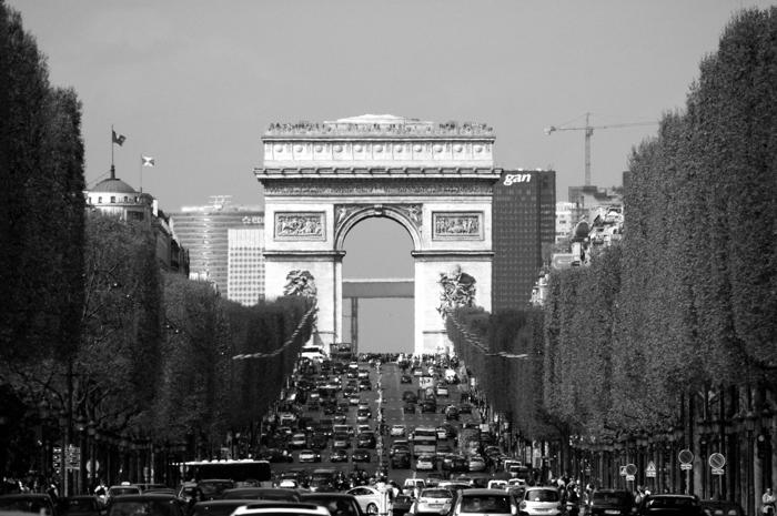 Arc de Triumph :: Click for Previous