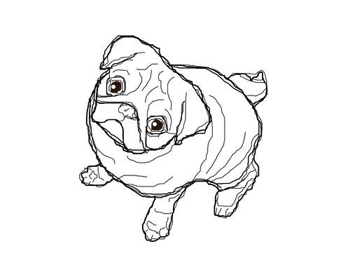 meiby sketch
