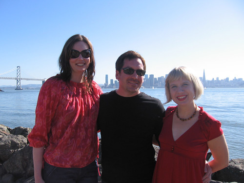 Heather, B, and Anji