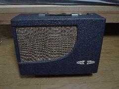 Blue Teisco echo box (sano12) Tags: amps teisco