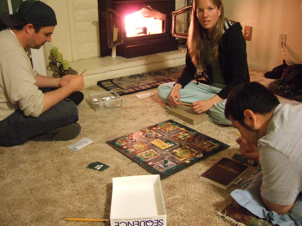 Playing Clue?