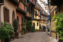 Colorful and flowery Eguisheim (Foto Martien (thanks for over 2.000.000 views)) Tags: street flowers plant france history alley frankreich strasse pflanzen blumen medieval alleyway alsace frankrijk passage picturesque planten bloemen ouddorp gasse straat fachwerk elsas historisch oldvillage steeg timberframing elzas fachwerkhuser vakwerk hautrhin halftimbering routedesvins straatje wineroute middeleeuws eguisheim a350 halftimberedhouses egsa maisoncolombages maisonpansdebois sonyalpha350 ruedurempart popeleoix nearcolmar egisheim martienuiterweerd carlzeisssony1680 elsssischenweinstrase pausleoix papstleoix alsaceswineroute alsatianwineroad martienarnhem areacolmar regioncolmar mygearandme mygearandmepremium mygearandmebronze mygearandmesilver mygearandmegold mygearandmeplatinum mygearandmediamond ringexcellence fotomartien