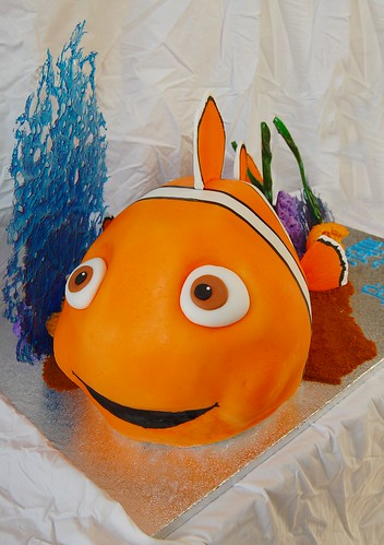 Don't you love Nemo's little cheeks?