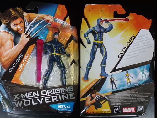 Marvel X-Men Orgenes Lobezno - Gambito - Juguetes