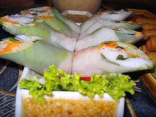 FT Fresh Vietnamese Spring Rolls