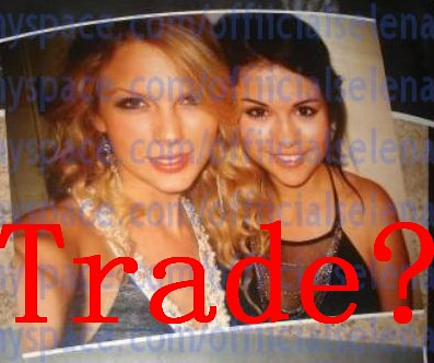 taylor swift rare. Selena Gomez, Taylor Swift