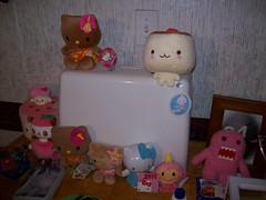 Kawaiiness ( Veronica ) Tags: cute japan plush sanrio collection kawaii sanx