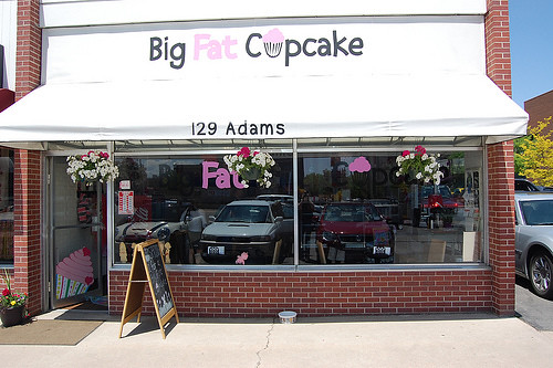 Big Fat Cupcake, Denver CO