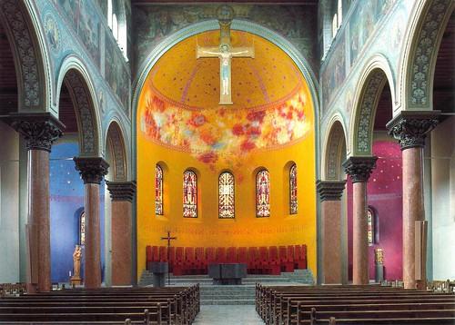 Bern, Dreifaltigkeitskirche, ab 2006