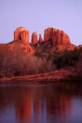Catherdral Rock, Sedona (mark willocks) Tags: arizona sedona nikond50 redrock cathedralrock oakcreek platinumheartaward