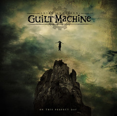 GUILT MACHINE CD Front Cover (Midnight - digital) Tags: music rock artwork cd frontcover progressiverock ayreon lorilinstruth midnightdigital christophedessaigne mascotrecords onthisperfectday guiltmachine arjenalucassen