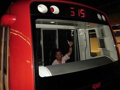 conductor de metro culé