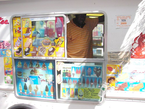 Prospect Park South Mister Softee