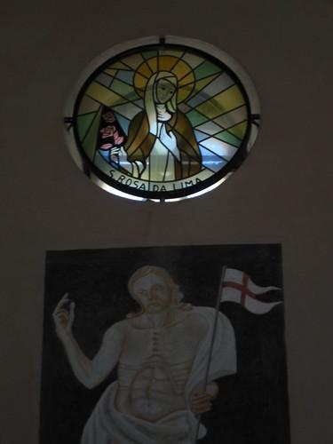 chiesa di santa rosa al telegrafo