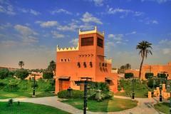 Heritage HDR (TARIQ-M) Tags: sky heritage palmtree riyadh saudiarabia hdr canonefs1855 canon400d olddirriyah