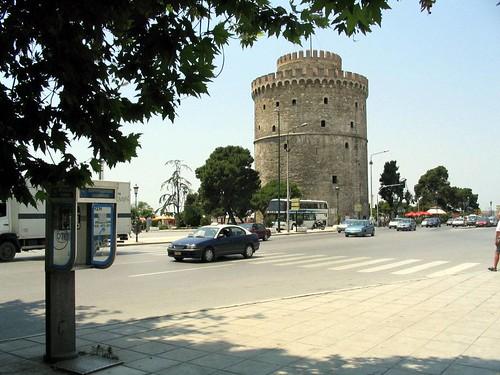 Κεντρική Μακεδονία - Θεσσαλονίκη - Η πόλη Λευκός Πύργος