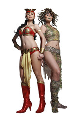 Darna and Valentina