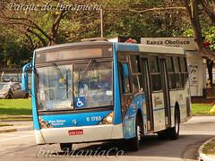 6 1785 Viao Cidade Dutra - Caio Millennium - Mercedes Benz o500 (busManaCo) Tags: bus buses sopaulo millennium mercedesbenz ibirapuera urbano caio nibus pbc parquedoibirapuera t200 sonyt200 busmanaco viaocidadedutra
