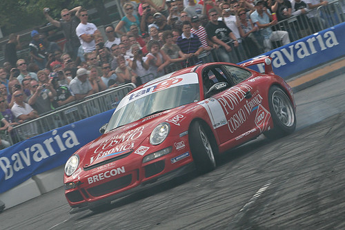 Cosmo Hairstyling Porsche - Bavaria City Racing
